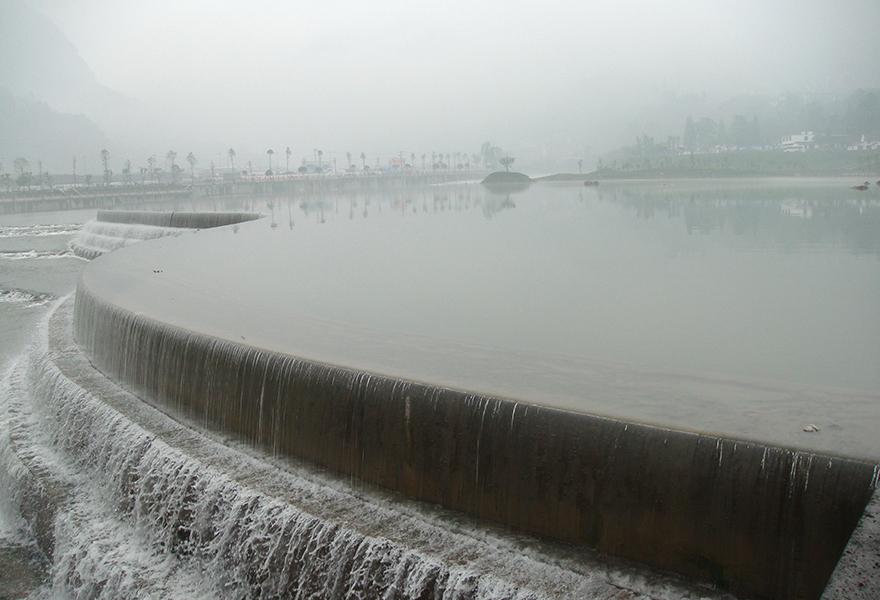 佛山市对口援建汶川水磨镇灾后恢复重建项目寿溪湖防洪减灾水利及附属配套体育app万博